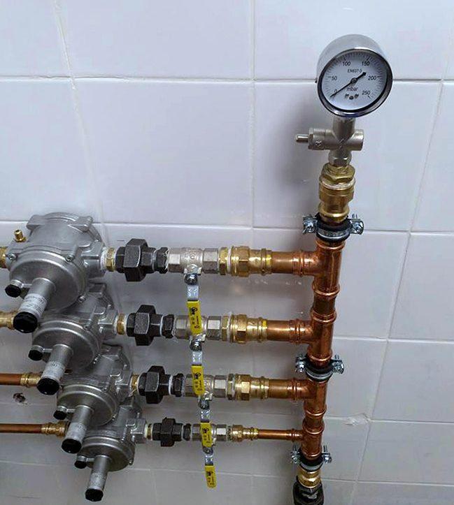 GBC Σύστημα Υγραερίου Κέρκυρα